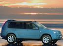 Фото авто Nissan X-Trail T30 [рестайлинг], ракурс: 270 цвет: голубой