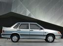 Фото авто ВАЗ (Lada) 2115 1 поколение, ракурс: 270 цвет: серебряный