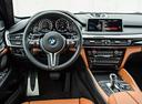 Фото авто BMW X6 M F86, ракурс: торпедо