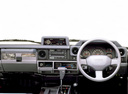 Фото авто Toyota Land Cruiser Prado J70, ракурс: торпедо