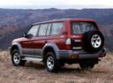 Фото авто Toyota Land Cruiser Prado J90 [рестайлинг], ракурс: 135