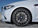 Фото авто BMW M2 F87 [рестайлинг], ракурс: колесо цвет: белый