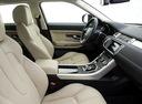 Фото авто Land Rover Range Rover Evoque L538, ракурс: салон целиком