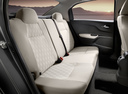 Фото авто Citroen C-Elysee 2 поколение, ракурс: задние сиденья