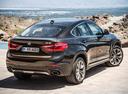 Фото авто BMW X6 F16, ракурс: 225 цвет: коричневый