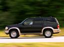 Фото авто Ford Explorer 2 поколение [рестайлинг], ракурс: 90