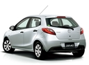 Фото авто Mazda Demio DE [рестайлинг], ракурс: 135