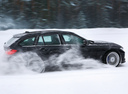 Фото авто Alpina B3 F30/F31, ракурс: 270 цвет: черный