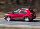 Фото авто Hyundai Creta 1 поколение, ракурс: 90 цвет: красный