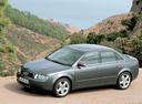 Фото авто Audi A4 B6, ракурс: 45 цвет: сиреневый