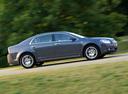 Фото авто Chevrolet Malibu 4 поколение, ракурс: 270