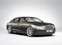 Фото авто Bentley Flying Spur 1 поколение, ракурс: 315 цвет: коричневый
