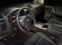 Фото авто Nissan Titan 1 поколение, ракурс: рулевое колесо