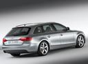 Фото авто Audi A4 B8/8K, ракурс: 225 цвет: серебряный
