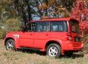 Фото авто Mahindra Scorpio 1 поколение, ракурс: 135
