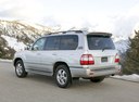 Фото авто Toyota Land Cruiser J100 [2-й рестайлинг], ракурс: 135