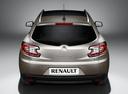 Фото авто Renault Megane 3 поколение, ракурс: 180 цвет: бежевый