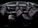 Фото авто Toyota Mark X Zio 1 поколение, ракурс: салон целиком