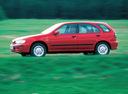 Фото авто Nissan Almera N15 [рестайлинг], ракурс: 90