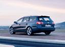 Фото авто Volkswagen Passat B6, ракурс: 135 цвет: синий