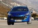 Фото авто Peugeot 207 1 поколение,  цвет: синий