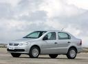 Фото авто Volkswagen Voyage 2 поколение, ракурс: 45