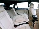 Фото авто BMW X6 E71/E72, ракурс: задние сиденья