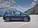 Фото авто BMW i3 I01 [рестайлинг], ракурс: 270 цвет: синий