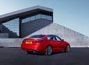 Фото авто Infiniti Q50 1 поколение [рестайлинг], ракурс: 225 цвет: красный