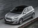 Фото авто Peugeot 308 T9, ракурс: 45 цвет: серый