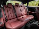 Фото авто Audi A5 2 поколение, ракурс: задние сиденья цвет: черный