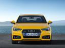 Фото авто Audi A4 B9,  цвет: золотой