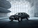 Фото авто Lexus ES 7 поколение, ракурс: 45 цвет: черный