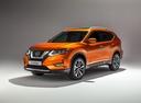 Фото авто Nissan X-Trail T32 [рестайлинг], ракурс: 45 - рендер цвет: оранжевый