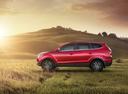 Фото авто Lifan MyWay 1 поколение, ракурс: 90 цвет: красный