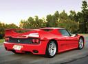 Фото авто Ferrari F50 1 поколение, ракурс: 225