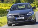 Фото авто Opel Astra J [рестайлинг],  цвет: серый