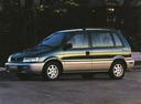 Фото авто Mitsubishi Space Runner 1 поколение [рестайлинг], ракурс: 45