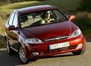 Фото авто Chevrolet Lacetti 1 поколение,  цвет: красный