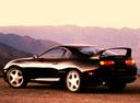 Фото авто Toyota Supra Mark IV, ракурс: 135