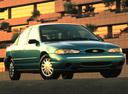 Фото авто Ford Contour 1 поколение, ракурс: 315