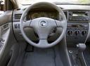 Фото авто Toyota Corolla E120, ракурс: рулевое колесо
