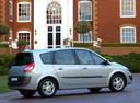 Фото авто Renault Scenic 2 поколение, ракурс: 225