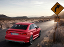 Фото авто Audi S3 8V, ракурс: 225 цвет: красный