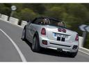 Фото авто Mini Roadster 1 поколение, ракурс: 135 цвет: серебряный