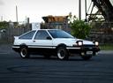 Фото авто Toyota Sprinter Trueno AE85/AE86, ракурс: 315