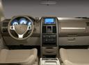 Фото авто Dodge Caravan 5 поколение, ракурс: торпедо