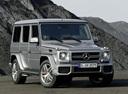 Фото авто Mercedes-Benz G-Класс W463 [2-й рестайлинг], ракурс: 315 цвет: серебряный
