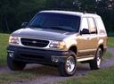 Фото авто Ford Explorer 2 поколение [рестайлинг], ракурс: 45