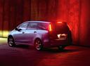 Фото авто Mitsubishi Grandis 1 поколение, ракурс: 135 цвет: фиолетовый